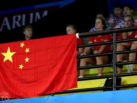 OPEN DE THAÏLANDE - La Chine forfait