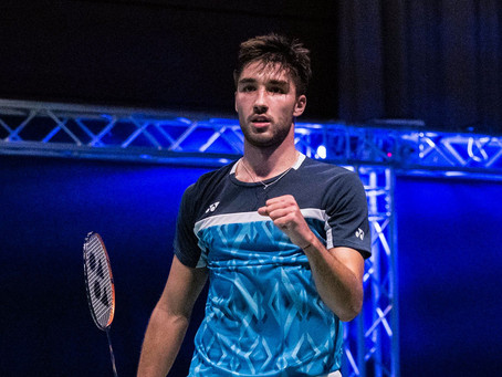 OPEN DE SAARLORLUX - Tomi sort Vittinghus