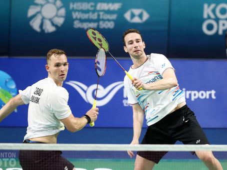 Boe et Conrad-Petersen raccrochent les raquettes