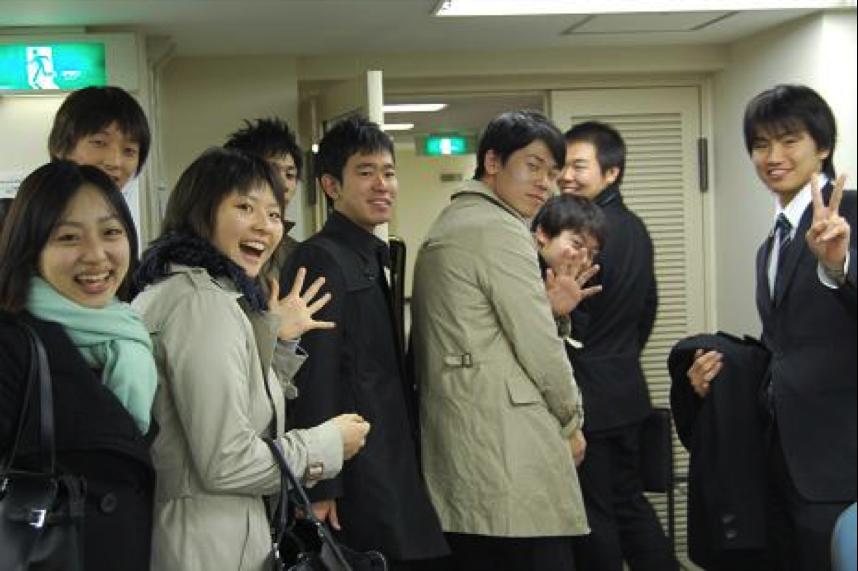 他の優秀な参加者と知り合えた事が何よりも宝物。東京大学 MTさん