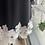 Thumbnail: Floral Lace Trim Blouse
