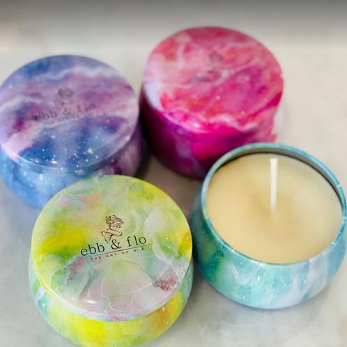Organic Vanilla Candle