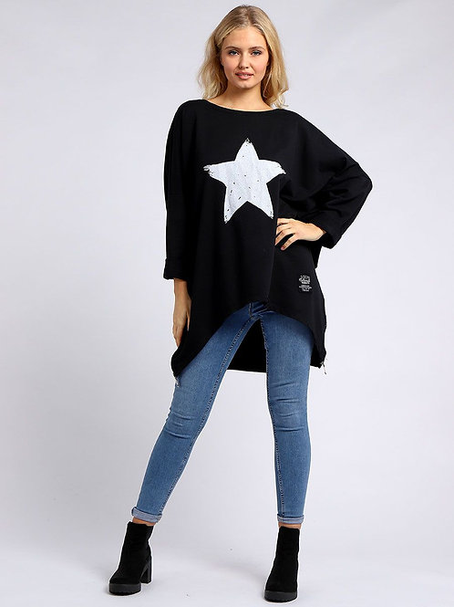 Painted Star Cotton