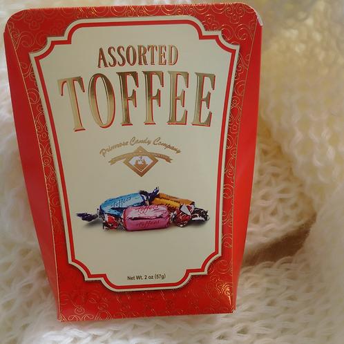 Gourmet Toffee