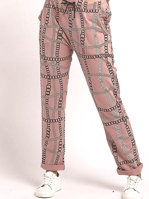Chain Link Fashion Comfort Pant