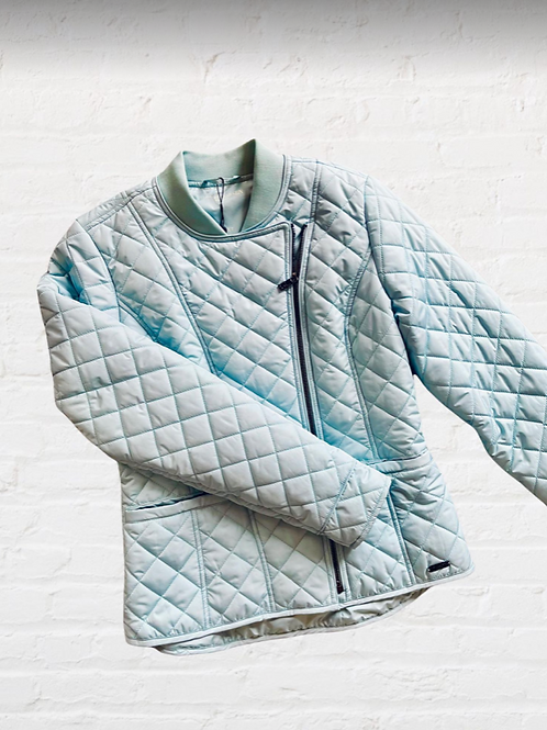 Ilse J Quilted Side Zip