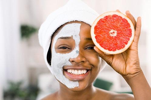 Grapefruit Facial Mask