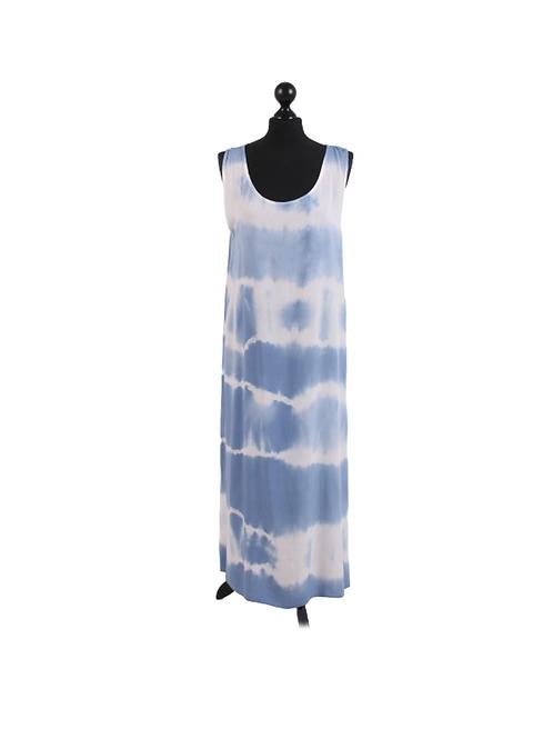 Tye Dye Max Dress