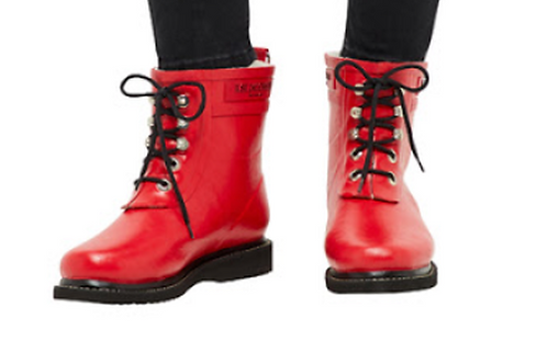 Ilse Jacobsen Red Boots