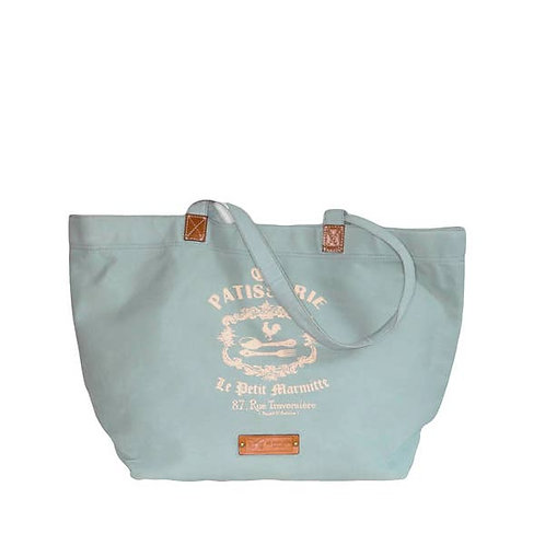 XL Patisserie Waxed Oiled Canvas Tote