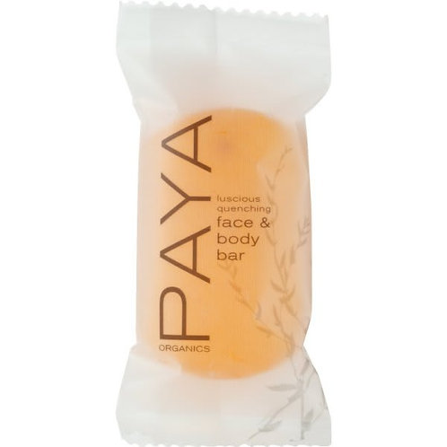 PAYA Orange & Papaya Face and Body Bar