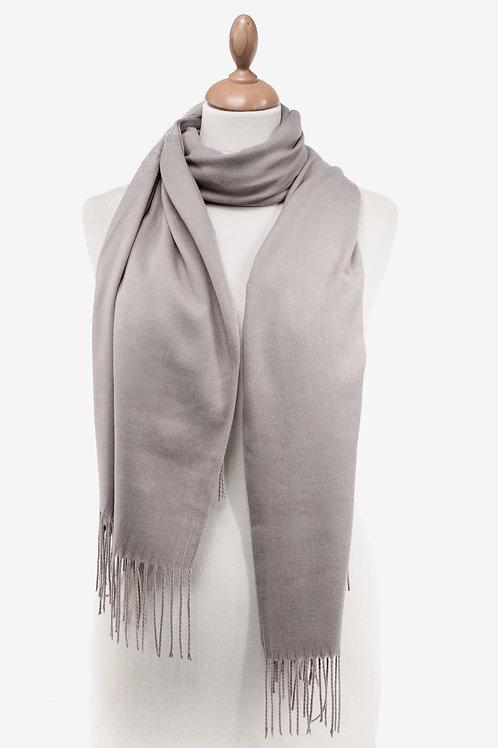 Unisex Cashmere Blend Blanket Scarf