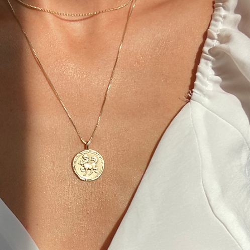 Star Signs Necklace & Pendant