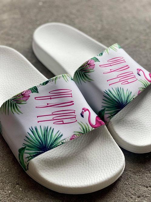 Flamingo Slides