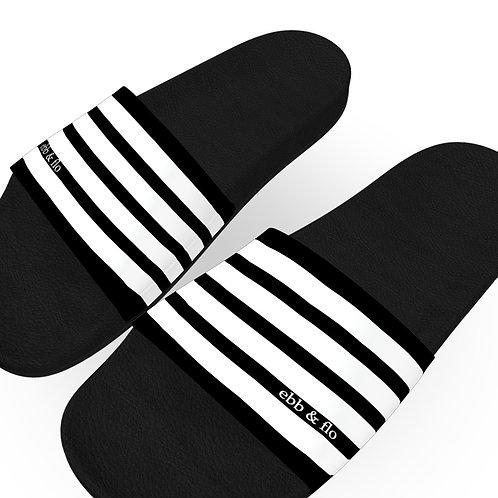 French Stripe Slide Straps