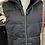 Thumbnail: Reversible Black Vest by Monari Italy