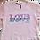 Thumbnail: LOVE Ts for Little She's Fronarina Italy