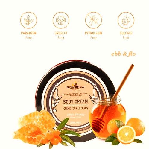 Citrus Bee By The Sea Body Cream
