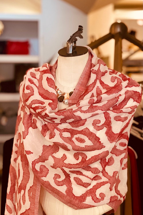 Vintage Vibe Scarf by Comma