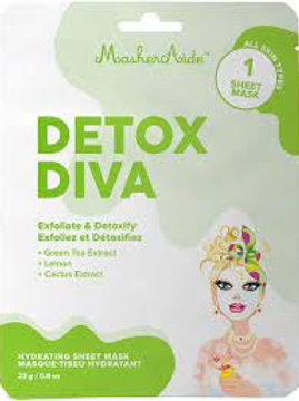 Detox Diva Facial Mask