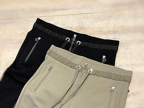 Icona Comfort Pant Sage Taupe or Black