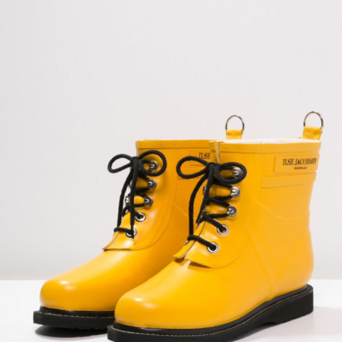 Ilse Jacobsen Bright in Winter Yellow
