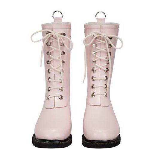Pink boots Ilse Jacobsen