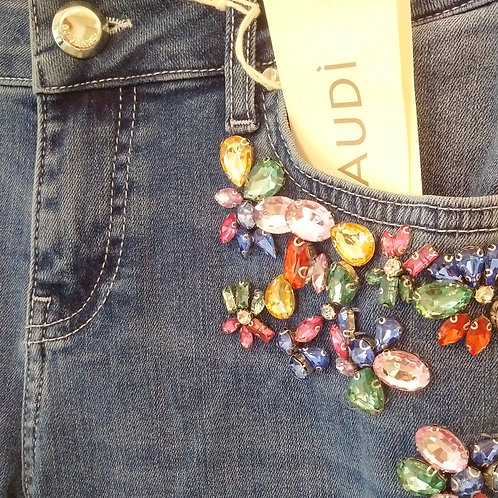 "Gaudi Multi Embellished ""Jeggings"""