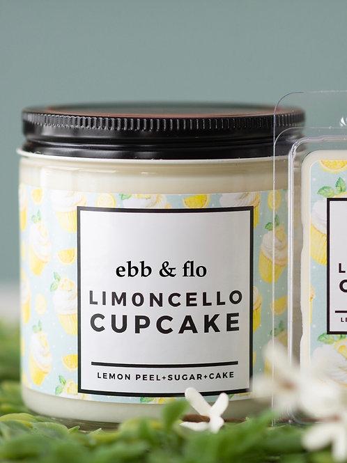 Limoncello Cupcake Candle