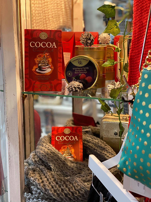 Gourmet Cocoa for Two