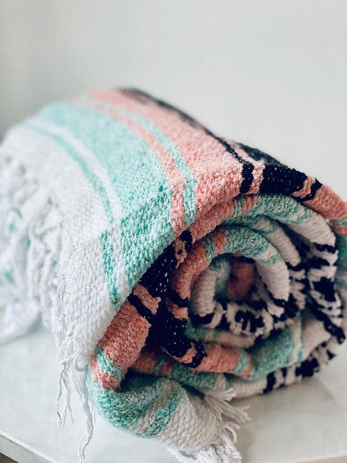 Colourful Throw Blanket