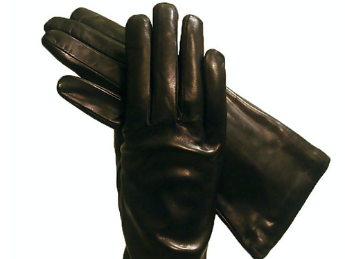 leather gloves for her