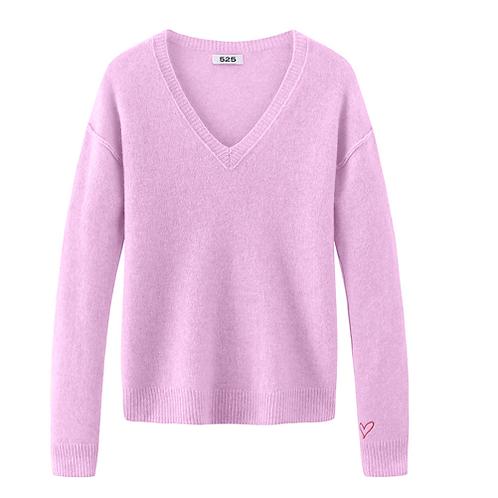 Cashmere V Sweater