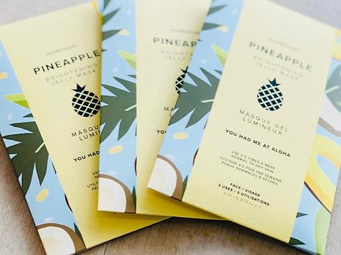 Pineapple Jelly Brightening Mask