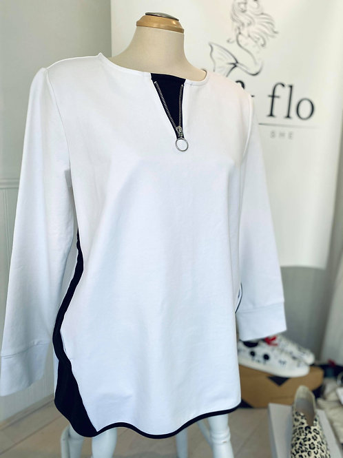 Cotton Two Pocket Pullover