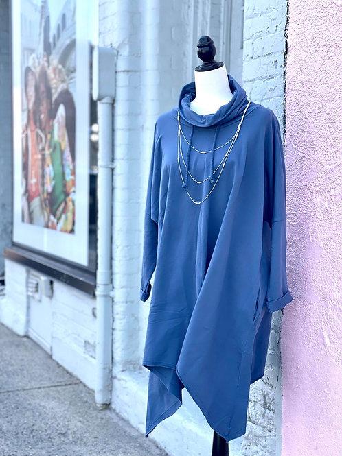 Tunic Love Blue