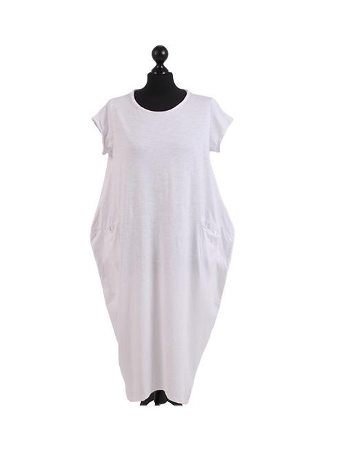 Parachute Cotton Dress