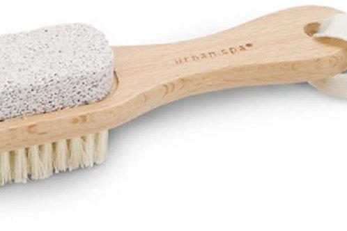 Spa Heel to Toe Brush & Scrub