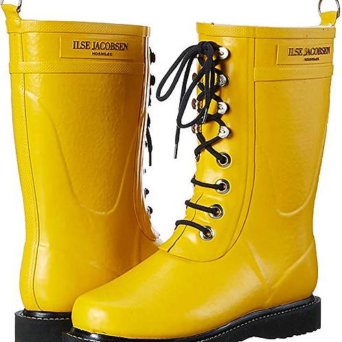 Yellow Rain Boots Ilse Jacobsen
