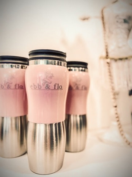 GOGO PINK Travel Cup