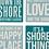 "Thumbnail: ""Seaside"" Themed Coasters"