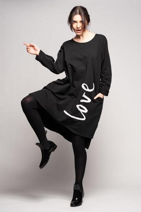 Dress Love Nero