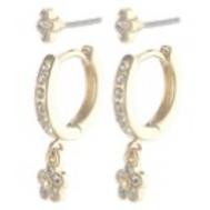 Two Sets Earrings from Pilgrim