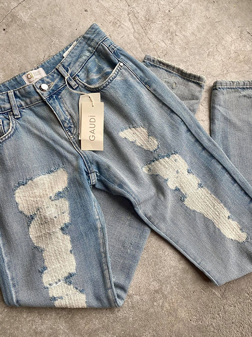 Gaudi Italy Distressed Jeans