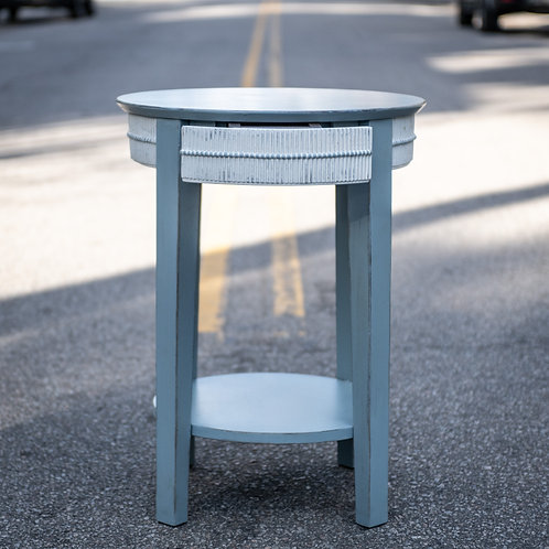 Claire Round End Table