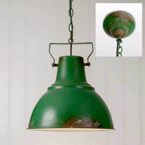 Cotton Mill Pendant