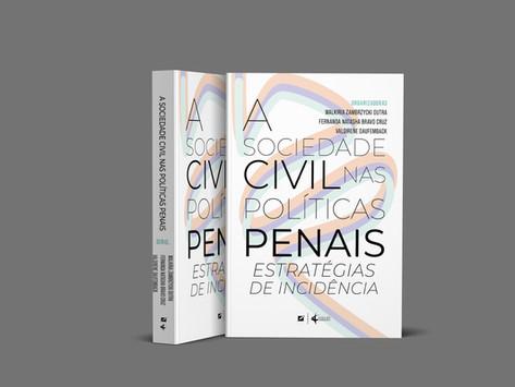 Novo livro do LabGEPEN sobre participação da sociedade civil entra em pré-venda