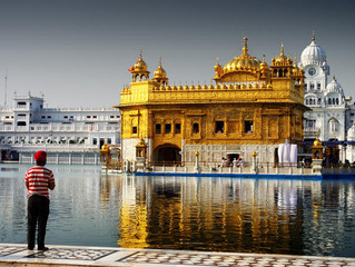 AMRITSAR- A FOODIE'S PARADISE AND MUCH MORE.