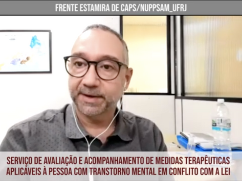 Integrante do LabGEPEN aprofunda debate sobre EAPs