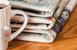 Canva - Newspaper, News Media, Print Med
